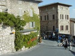Assisi: via S.Francesco