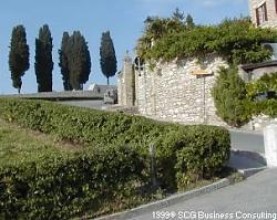 Assisi: via Merry del Val