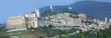Assisi: veduta